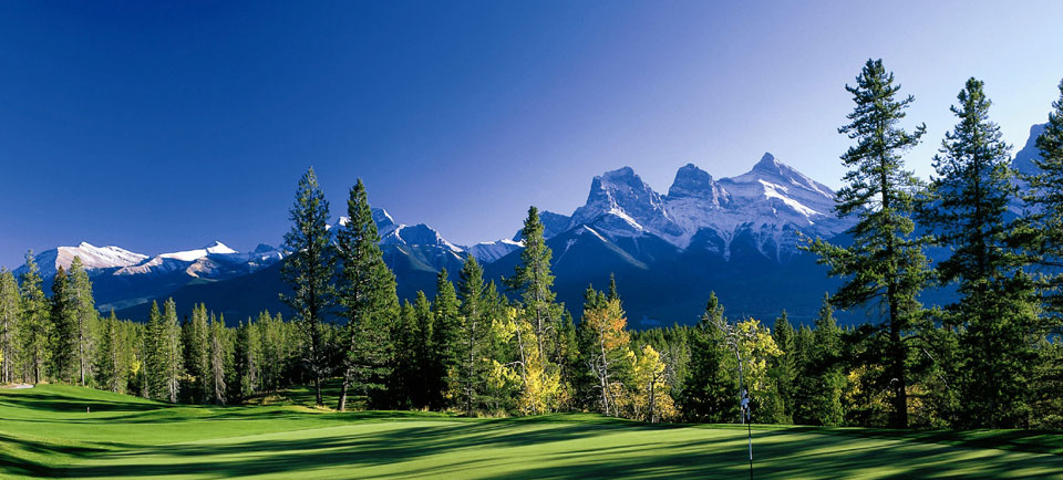 Spring Golf S Official Start Canadian Rockies Golf