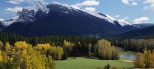 Alberta's Canadian Rockies: Stewart Creek Golf & Country Club