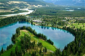 Fairmont Canadian Rockies Golf