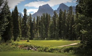 Fall golf continues through Oct. 13th at Canmore Golf & Curling Club
