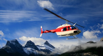 Alpine Helicopters - Golf Canada's West - Canadianrockiesgolf.ca