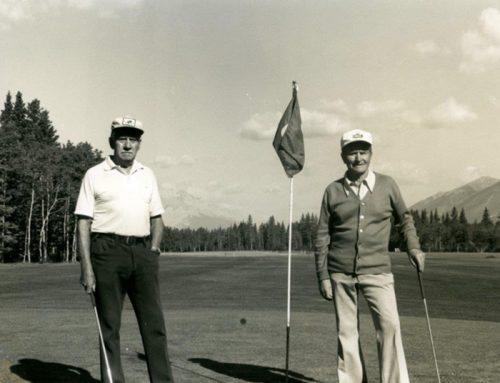 Canmore Golf & Curling Club: Celebrating 90 Years